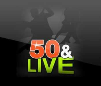 LIVE&50 - ליין המסיבות לגילאי 50 פלוס מינוס
