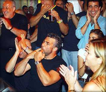 מועדון הגנקי - תל - אביב