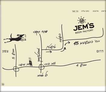JEM'S BEER FACTORY - פתח תקווה