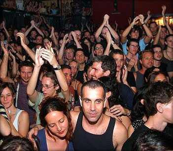 מועדון הבארבי - הופעות חיות - תל אביב