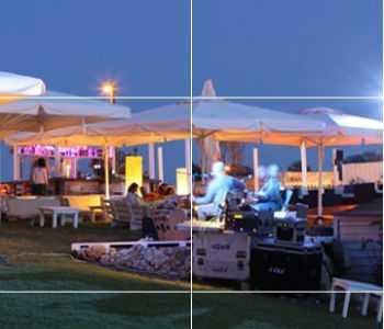 Beach Bar - נמל קיסריה