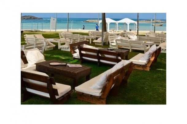 יאמס Yamas - אירועים קסומים מול הים - חוף דור