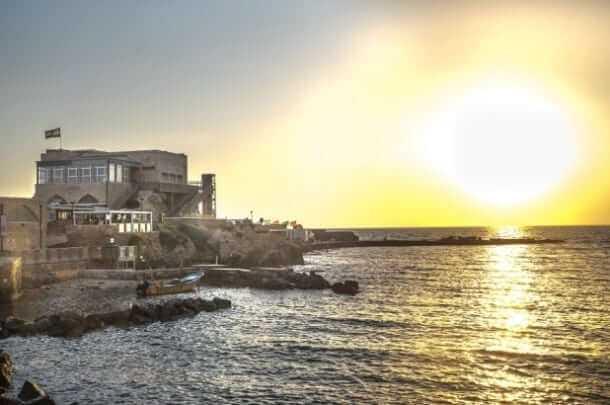 לימאני ביסטרו - קיסריה