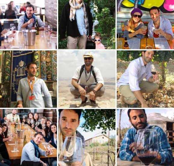 ישראל שלי  My Israel Wine Tours