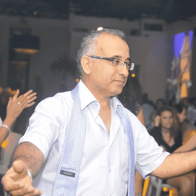 שמעון שוכר - מדריך לריקודי עם