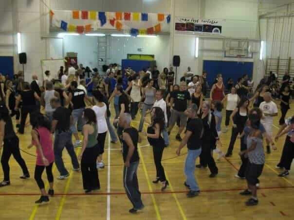 ויקטור גבאי - ריקודי עם