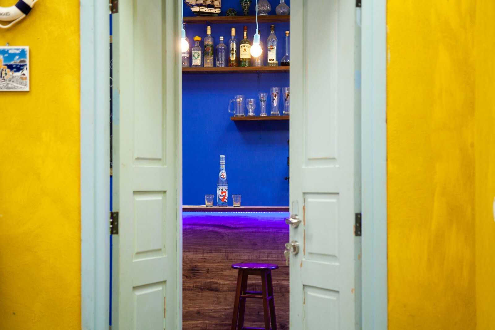 הג'וב היווני - חדר בריחה ואירועים - חיפה