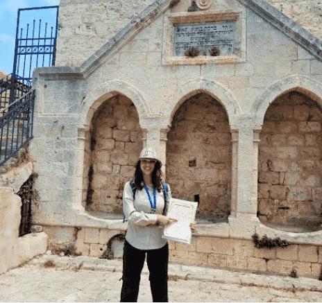 טיול אל המושבה זכרון יעקב