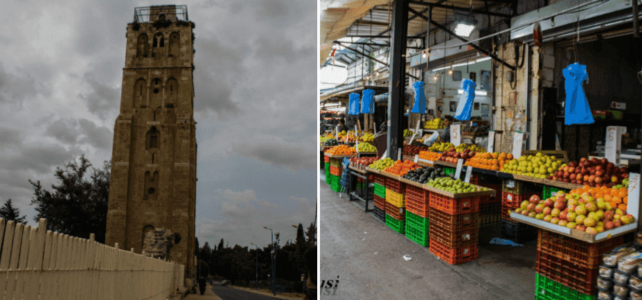 טיול היסטורי בשוק ובערים רמלה לוד