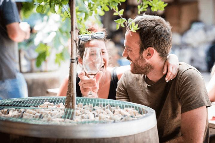 טעימות יין ביקב סומק בימי שישי