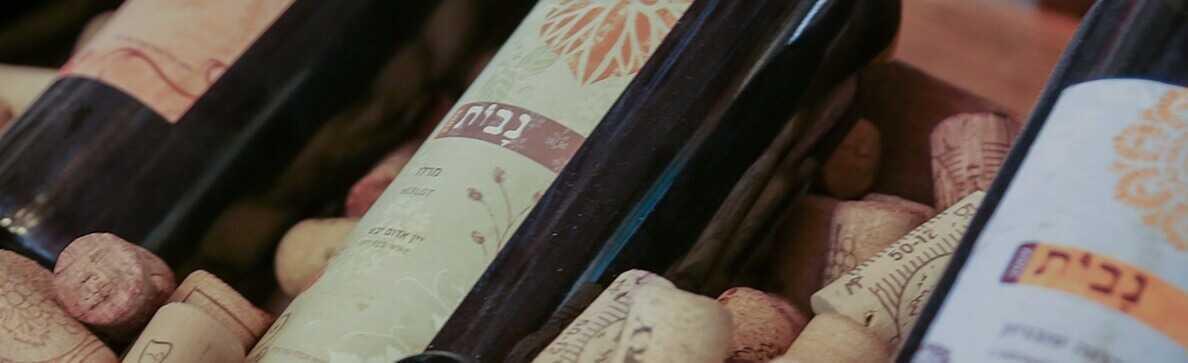 טעימות יין וארוחה ביקב נבות
