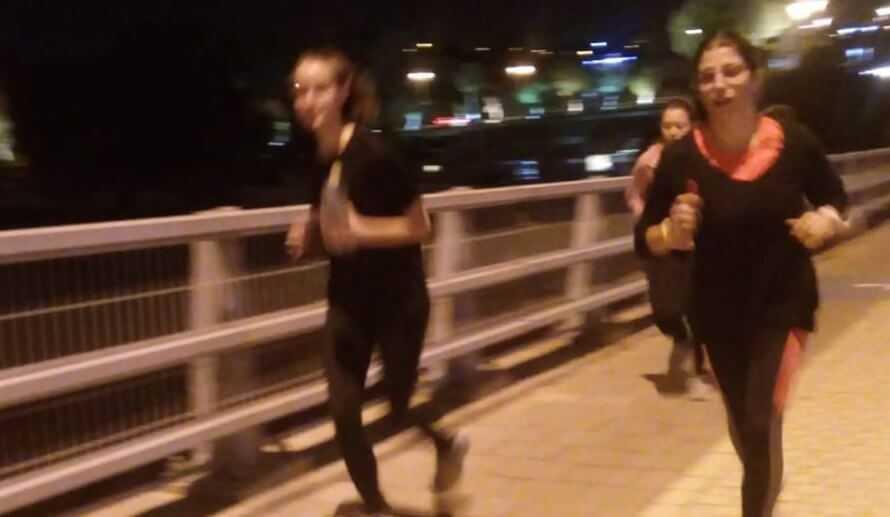 קבוצת ריצה ברחובות -ימי שני